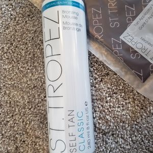 St. Tropez Makeup - St. Tropez Self Tan Classic Bronzing Mouse w/ Mitt
